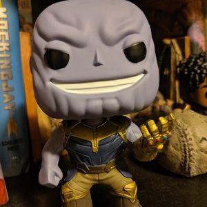 Avengers Infinity War Thanos Funko Pop